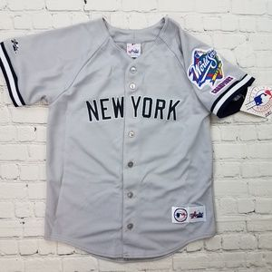 New York Yankees David Cone 1998 Champions Jersey